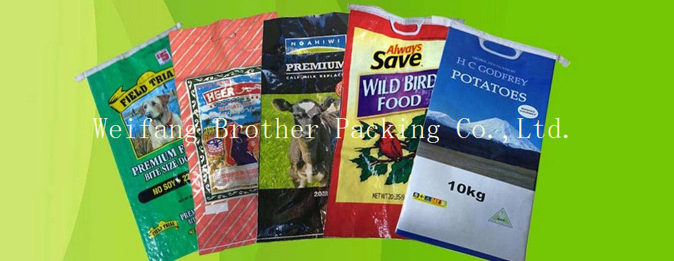 China best BOPP Laminated PP Woven Bags on sales