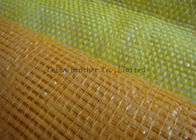 Plastic Woven Raschel Industrial Mesh Bags For Packing Corn 30kg / 40kg
