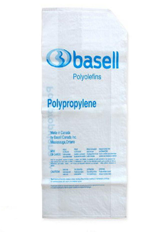 Custom Printed PP Valve Bag Anti Uv High Strength Polypropylene Material 50kg