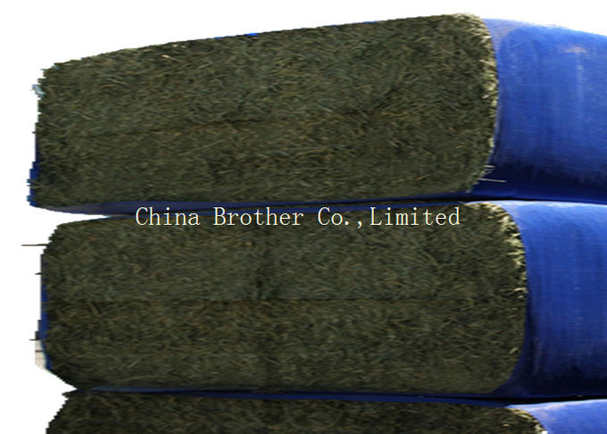 High Tensile Hay Bale Sleeves PP Woven Coated Fabric Low Shrinkage Multi Color