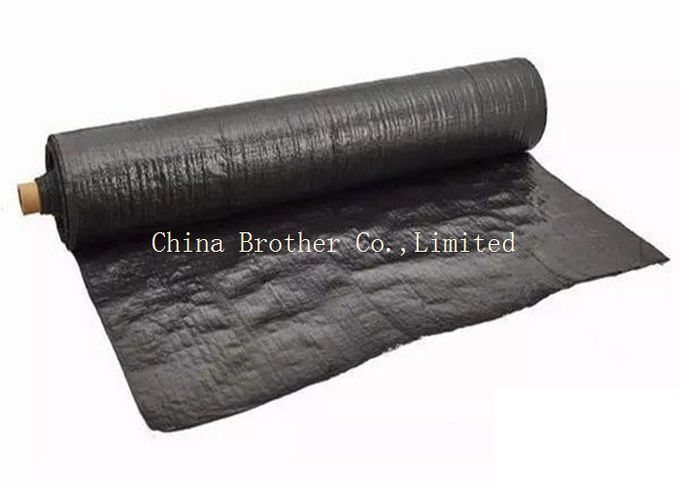 Economical PP Woven Fabric Roll UV - Protection Treatment For Poly Woven Sacks