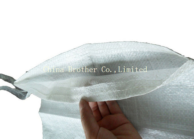 Plastic PP Empty Sand Bags Moisture Proof UV Protection For Packing