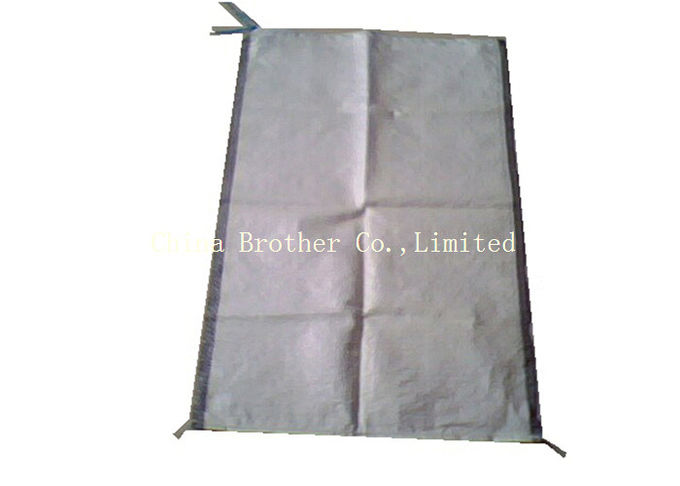 Recyclable Woven Polypropylene Sand Bags , Waterproof Woven Sack Bags